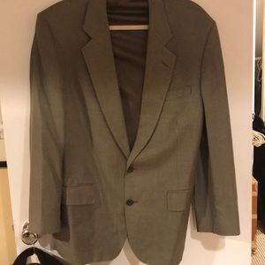 Perry Ellis sports jacket mini houndstooth
