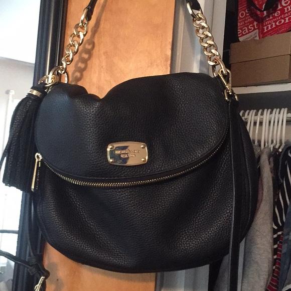 6465ad07b4c7 Michael Kors Bedford flap bag. M 5a1b1c9d2fd0b774b60772bc