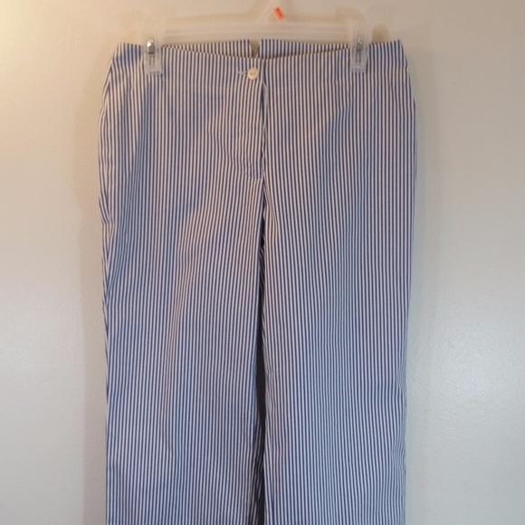Incotex Italy Womens Pants Size 8 Cotton Venezia