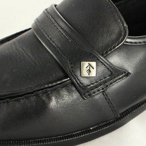 cb8a8ec057b Thom McAn Shoes - NEW Thom McAn Men s Karl Black Dress Loafer 9W