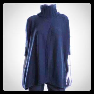 Cashmere Wool Diane von Furstenberg Cape Sweater
