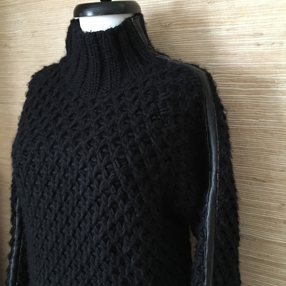 26c092f369d8cd Versus By Versace Sweaters | Wool Blend Chunky Knit Sweater | Poshmark