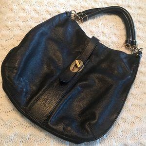 ‼️LOWERED- Burberry Leather Bartow Handbag