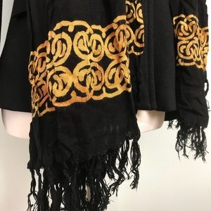 Accessories - Long scarf with so much versatility.