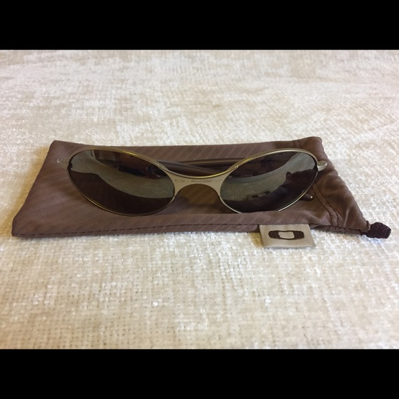 Oakley Accessories | Mens Vintage E Wire Sunglasses Nwot | Poshmark