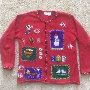 (Not Ugly) Christmas sweater. Check them all out!