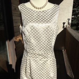 Sophisticated mini dress- great for the holidays