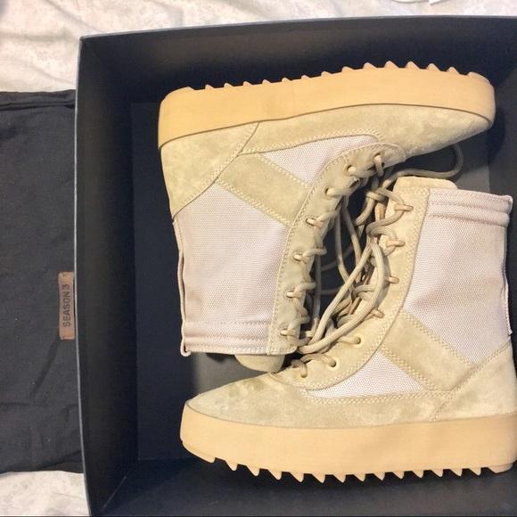 dd4c8db16 Yeezy Shoes | Brand New Season 3 Military Boot Rock | Poshmark