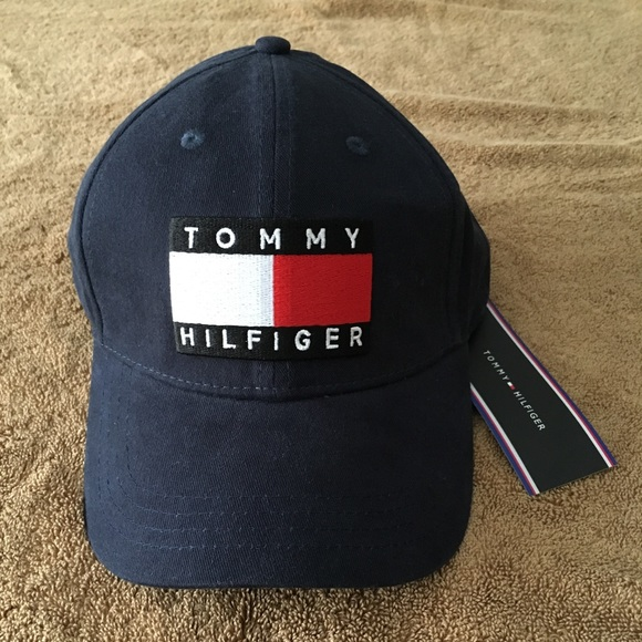 86366c960b6 Tommy Hilfiger vintage 90 s Style Hat