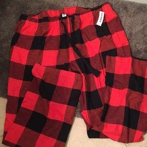 Mens pajama bottoms 🛷🎄