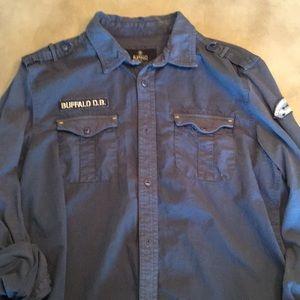 😎 Buffalo Cargo Shirt