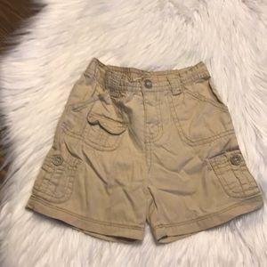 Other - Girls Kaki Shorts size 24 M