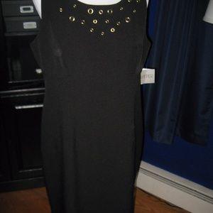 NWT Kasper Sheath Dress