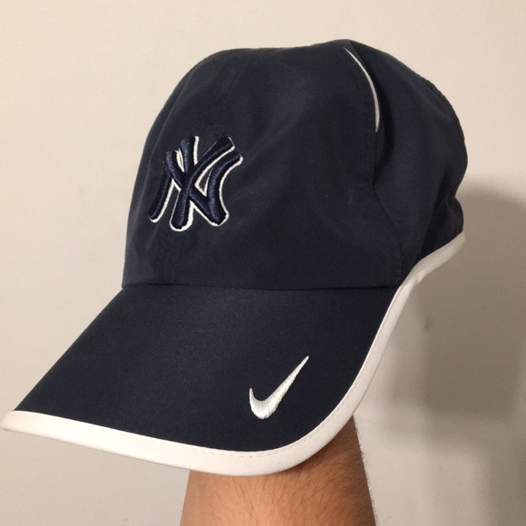 f657e22c6c2 Nike Yankees dri fit hat. New w o tags. M 5a1b28db2fd0b73c3e07cb2a