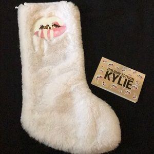Kylie 2016 holiday limited edition stocking