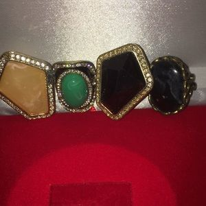 Jewelry - Adjustable rings