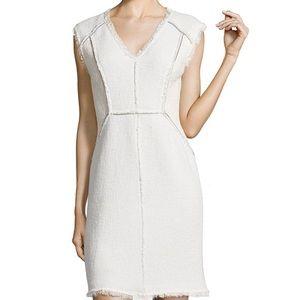 Rebecca Taylor Celestial Tweed Dress