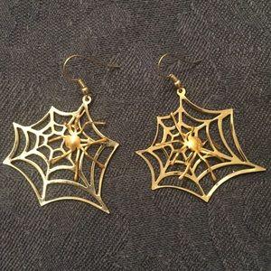 🕷 Spider 🕷 Web 🕸Earrings