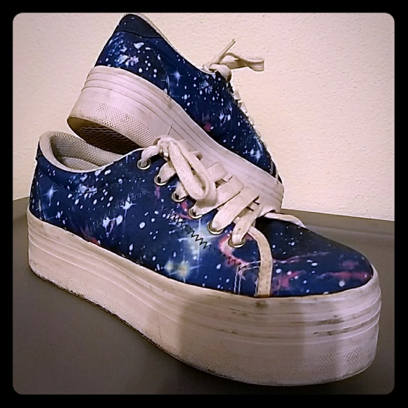 07bbe3e08fcf Jeffrey Campbell Shoes - JC Play Galaxy Platform
