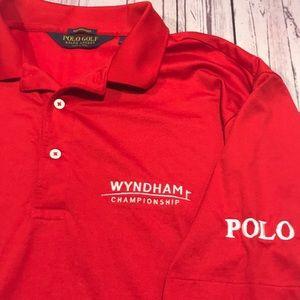 Ralph Lauren Polo Golf Adult Mens Med Polo Shirt