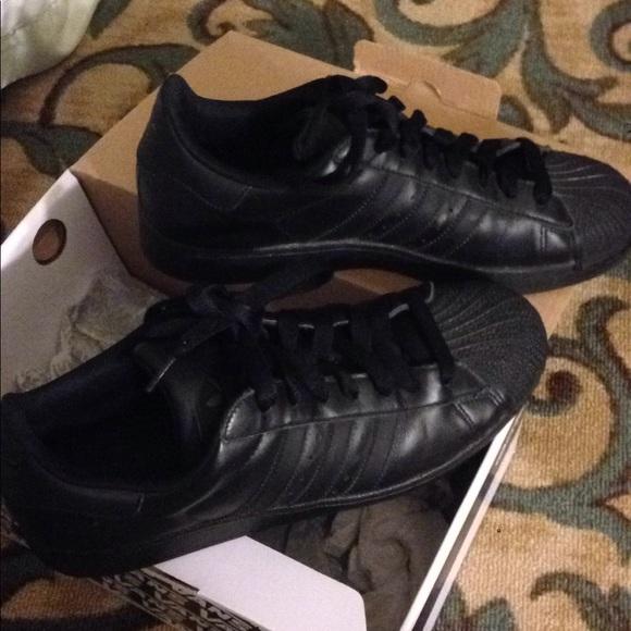 le adidas superstar shell la poshmark mens 90 nero