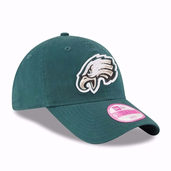 ad1c43e79fa49c New Era Accessories | Philadelphia Eagles Womens Glisten 9twenty Hat ...
