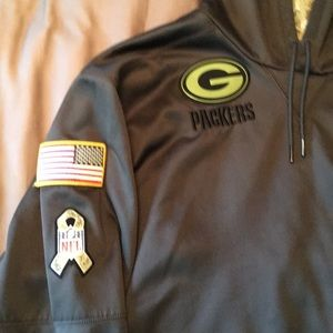 the best attitude 26242 62ab5 Nike Green Bay Packers 2016 Salute to Service