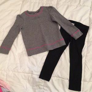 4t Circo sweatshirt and pants set