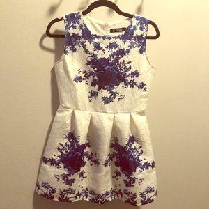 Floral Party Dress!