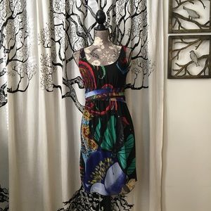 NWOT Desigual by Lacroix Soft Tank Dress SZ S/M
