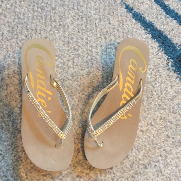 ff9e5cd217954 Candie s Shoes - Candies high heel flip flops