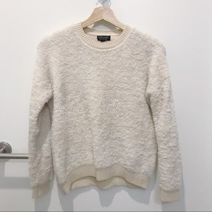 Topshop Faux Fur Fluffy Sweater
