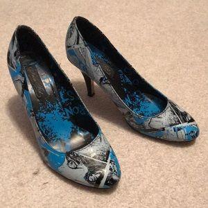Pop Art Heels