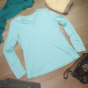 Land's End Canvas Long Sleeve top