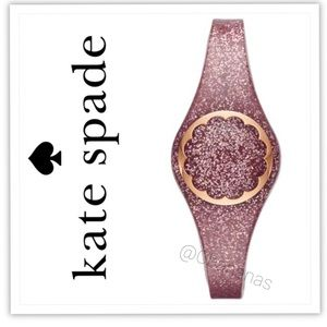 Pink Glitter Activity Tracker Sport Watch Gift Box