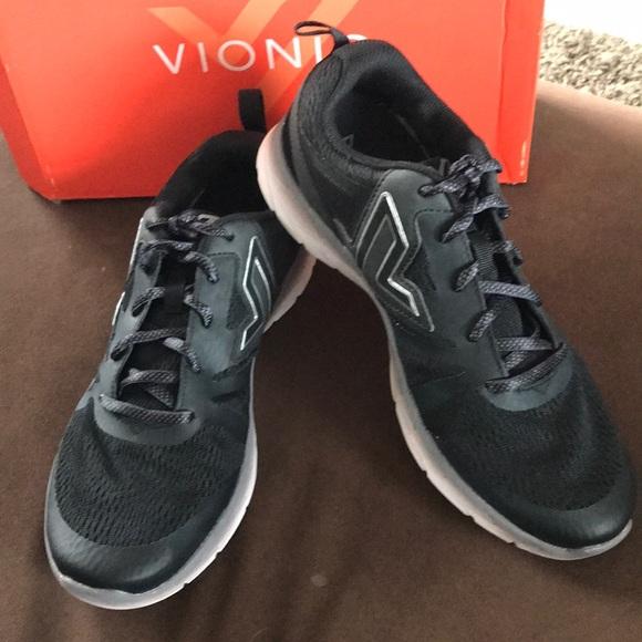 e5a4e7615c49 Vionic Shoes - Women s Vionic Brisk miles Active black - 9 WIDE