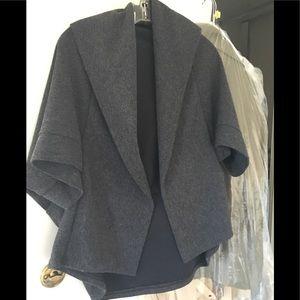 Jackets & Blazers - Structured, stylish, coat/cape/wrap a round