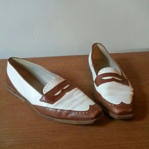 Shoes - Colorblock Loafers