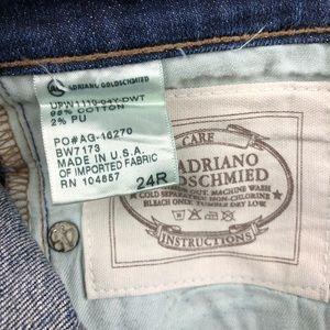 Ag Adriano Goldschmied Jeans - AG Adriano Goldschmied stilt cigarette jean