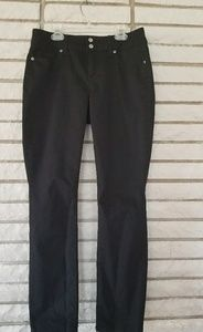 Victoria's Secret straight leg black pants - 6