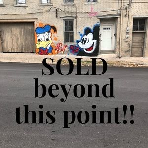 Sold beyond this point!! ♥️