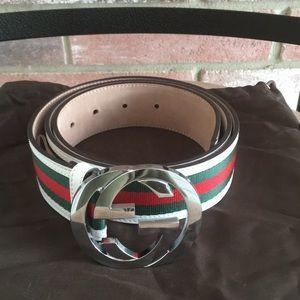 Gucci Belt Pic