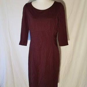 Antonio Melani 3/4 Sleeve Dress Size 10