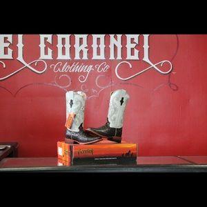 Ferrini Shoes - FERRINI ANTEATER CHOCOLATE-PEARL WOMEN'S BOOTS