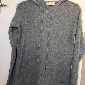 Michael Kors Gray Sweater Tunic