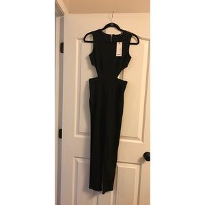BooHoo cut out jumpsuit (never worn!)