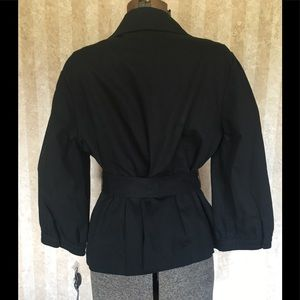 Apt. 9 Jackets & Coats - Apt.9 black belted jacket