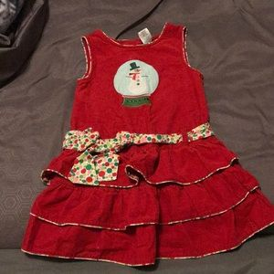 Other - Girls Christmas dress 4T