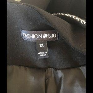 Fashion Bug Jackets & Coats - Fashion Bug tweed 3/4 sleeve jacket.