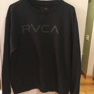 RVCA women's large sweatshirt